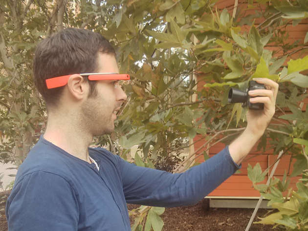 Google glasses TOC 630m